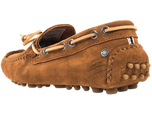 Jack and jones - Cannes toasted coco - Chaussures basses cuir ou synthétique Marron