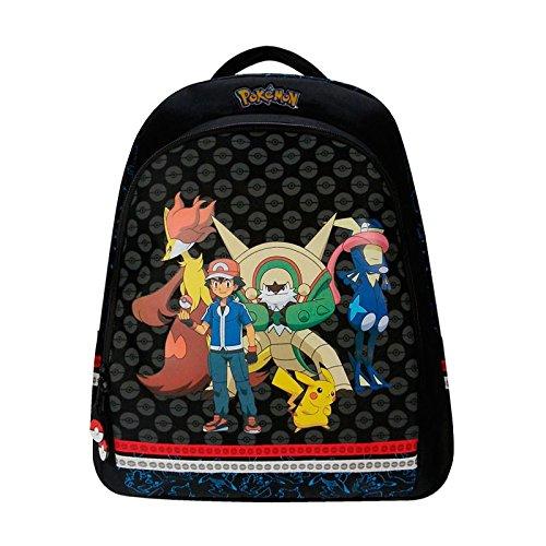 Sac à Dos Pokemon Grand Format - Ecole Primaire