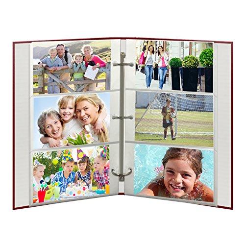 Pioneer Photo Albums Refill Seiten für stc-46, stc-46d, stc-204und stc-504Foto Alben 30Taschen Halt 4x 6Fotos