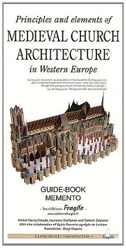 Principles and elements of medieval church architecture in Western Europe