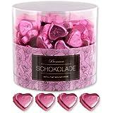 150 rosa Schokoladen Herzen Bangkok