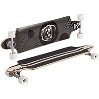 SportPlus Monopatín con Tabla de Arce Canadiense –  Tabla Skate con Cojinetes con Rodamientos ABEC-7 – En Diferentes Tamaños y Colores