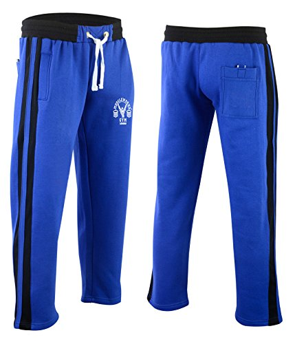 Men s Met-X Muscle Works Gym Fleece Joggers Track Suit Bottom Jogging  Exercise Fitness Boxing 2f1e8191970