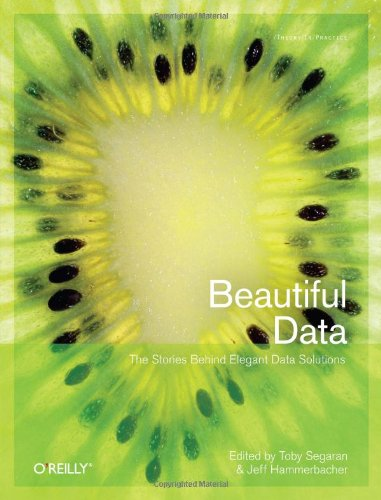 Beautiful Data: The Stories Behind Elegant Data Solutions - Design-software Broschüre