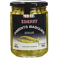 Ederki Piment du Pays Basque Doux 42,5 cl - Lot de 2