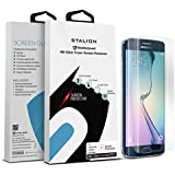 Stalion Shield Ultra HD Armor Guard Transparent Japanese PET Film Screen Protector for Samsung Galaxy S6 Edge - Retail Packaging - Clear