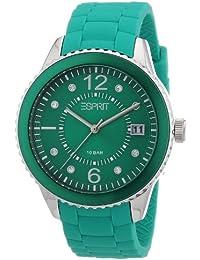 Esprit Damen-Armbanduhr Analog Quarz Silikon ES105342007