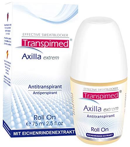 Transpimed Axilla Extrem Antitranspirante Axilas Desodorante