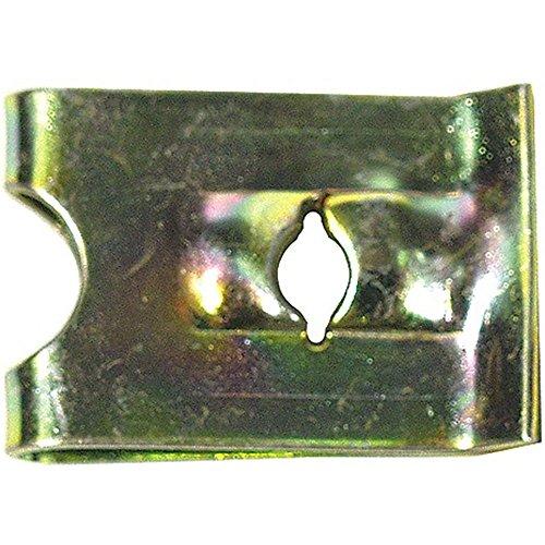 Dresselhaus Blechmutter Geschlossene Form 4,2mm 100Stk 4605/001/510536 404432567