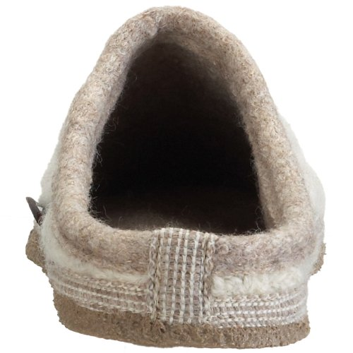 Giesswein Neudau 42471, Pantofole unisex adulto Beige (Beige (lamm-mel.))
