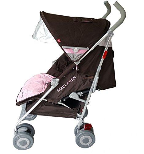 Comprar silla de paseo maclaren techno xt style set tartan - Silla paseo amazon ...