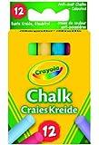 Crayola 01.0281 - Bunte Kreide (12x)