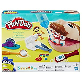 Play-Doh - Dentista Bromista (Hasbro 37366148) (B00665T8VA) | Amazon price tracker / tracking, Amazon price history charts, Amazon price watches, Amazon price drop alerts