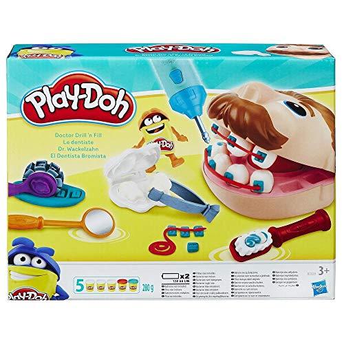Hasbro Play-Doh 37366148 - Dr. Wackelzahn, Knete