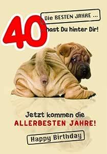 Frau lustige geburtstag sprüche 40 lll▷ 40.