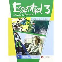 Essentiel, méthode de français, 3 ESO