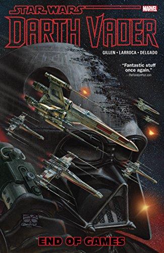 Star Wars: Darth Vader Vol. 4: End of Games (Darth Vader (2015-2016)) (English Edition) por Kieron Gillen