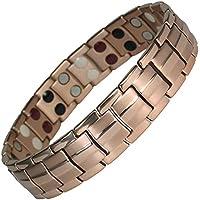 MPS Europe Titan 4 Elements magnetische Armband für Männer mit Klappschließe, Leistungsstarke 3000 Gauß Magneten... preisvergleich bei billige-tabletten.eu