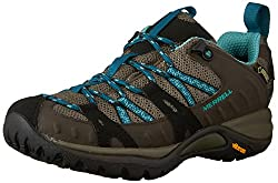 Merrell Siren Sport Gore-Tex Womens Walking Shoes - SS17-10 - Brown