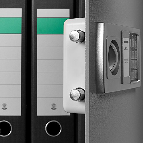 Dokumententresor 35x40x40cm – Safe Tresor Möbeltresor mit Elektronikschloss - 7