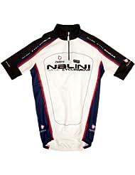 Nalini Antracite Nalini Antracite - Camiseta infantil, tamaño L, color blanco