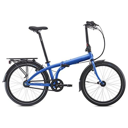 tern Node D7i - Bicicletas plegables - 24' azul 2017