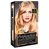 3 x L'Oreal Paris Recital Preference Permanent Colour 8 California Natural Mid Blonde