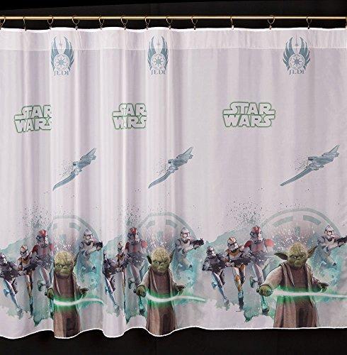 Cortinas Star Wars notebook 75B X 150L habitación