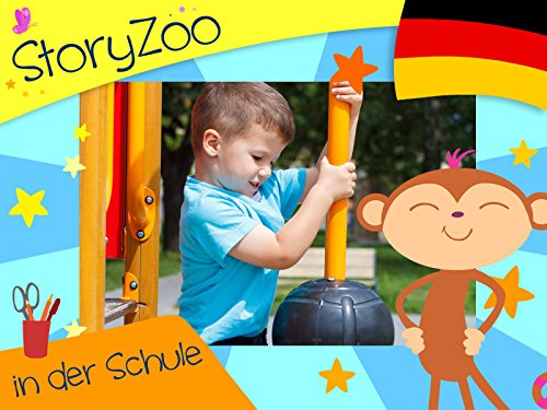 StoryZoo in der Schule - Bewegen
