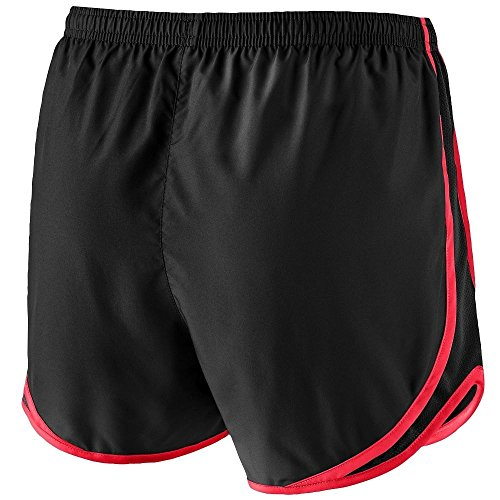 Nike Tempo Shorts da Running Black/Hyper Punch