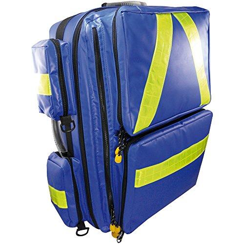 Notfallrucksack MEDICUS XL Blau Plane 65 x 42 x 23 cm 65 L Volumen