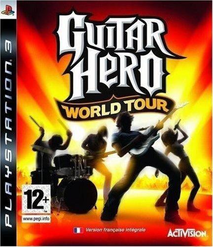 Guitar Hero World Tour Juego