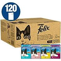 Felix Alimento húmedo para Gatos Adultos
