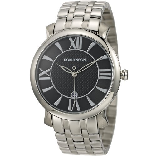 Romanson Modern TM1256MM1WA32W Herrenuhr