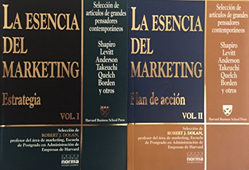 Esencia del Marketing - Plan de Accion Vol 2 por Roberto Dolan