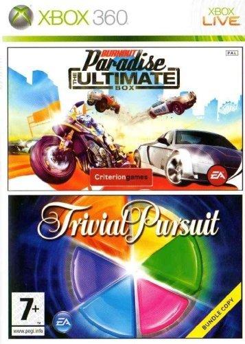Burnout: Paradise - The Ultimate Box + Trivial Pursuit [UK]