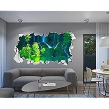 Decorazioni adesive per pareti paesaggi for Carta parete adesiva
