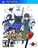 Best Namco Bandai Games Psvita Games - Namco Bandai - Summon Nights 6: Lost Borders Review