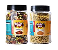 Roastway Foods Seeds Berries & Nuts and Jeggery Fennel(Mouth Freshner)