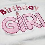 iEFiEL Baby Mädchen 2tlg. Bekleidungsset Top T-shirt Tutu Pettiskirt Kleid Party Geburtztag Festkleid (12-18 Monate) - 3