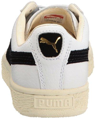 Puma Basket Classic, Basses homme Bianco - Nero