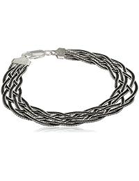 Bracelet - BRS-K41187 - Pulsera de mujer de plata de ley, 20 cm