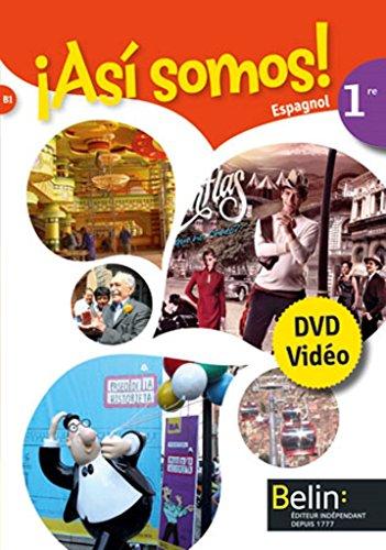 Asi Somos 1re - DVD Classe 2015
