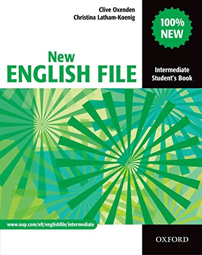 New English file. Intermediate. Student's book. Per le Scuole superiori