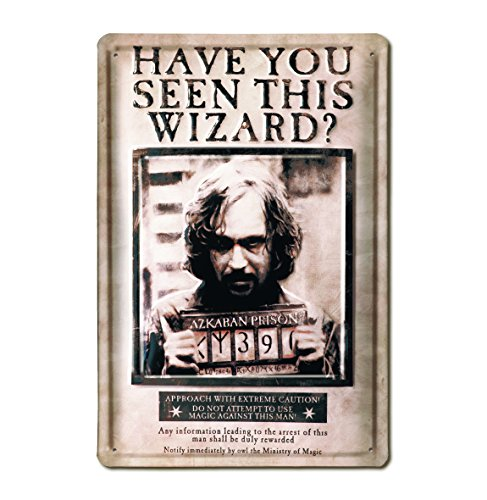 logoshirt-harry-potter-sirius-black-have-you-seen-this-wizard-plaque-en-meta-signe-metal-retro-20x30