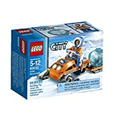 LEGO City Arctic Snowmobile 60032 Building Toy best price on Amazon @ Rs. 2111