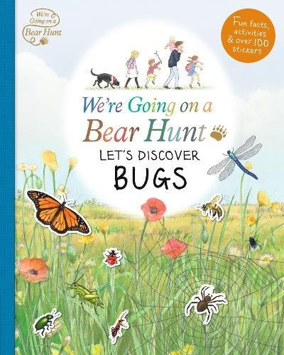 We're Going On A Bear Hunt. Let's Discover Bugs