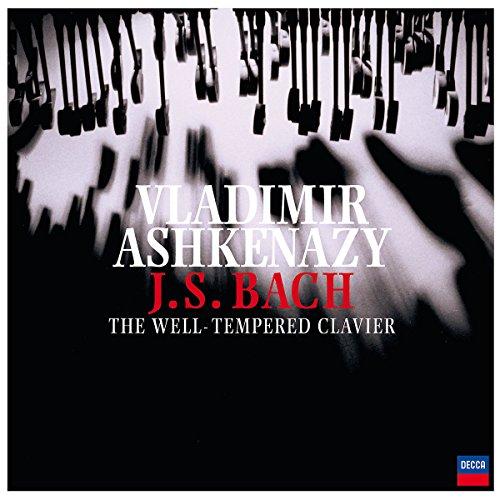 Bach : Le Clavier bien tempéré (Coffret 3 CD)
