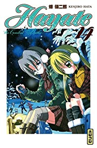 Hayate The combat butler Edition simple Tome 14