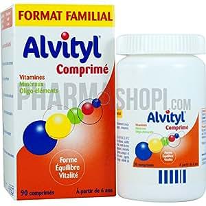 Alvityl 90 Comprimés